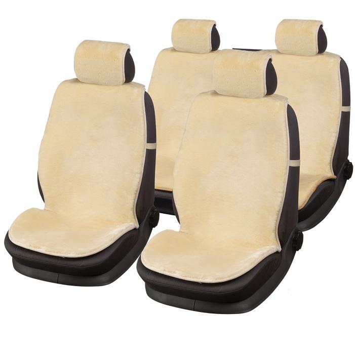 Накидки на передние и задние сиденья