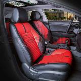 Накидки на передние сиденья SECTOR LEATHER (CarFashion)