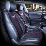 Накидки на передние и задние сиденья TORINO PLUS (CarFashion)