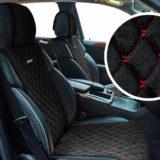 Накидки на передние и задние сиденья TARGET PLUS (CarFashion)