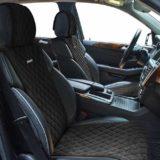 Накидки на передние и задние сиденья BULLET PLUS (CarFashion)