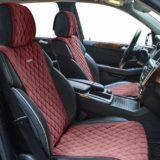 Накидки на передние сиденья BULLET (CarFashion)