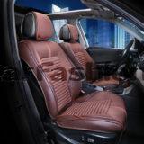 Накидки на передние и задние сиденья SECTOR PLUS (CarFashion)